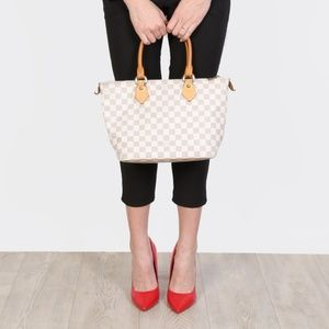 Louis Vuitton Tote Bag Saleya PM
